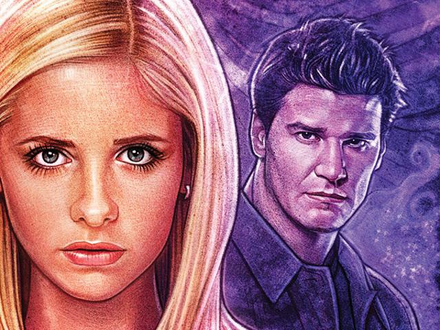 Buffy och Angel kommer att kämpa över vem som kommer att rädda världen i Boom Studios första Buffy Comic Crossover