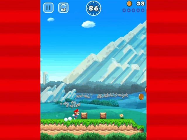 Probamos <i>Super Mario Run</i> : no merece la pena pagar 10 dólares por esto