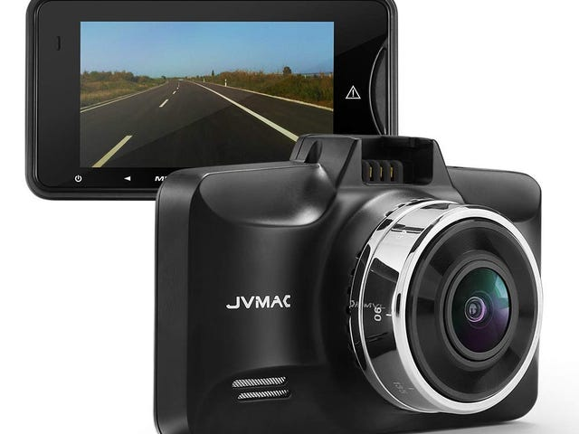 "71% off Vikcam Dash CamVikcam Dash Cam Full with 2.7"" TFT LCD Screen $19.99"