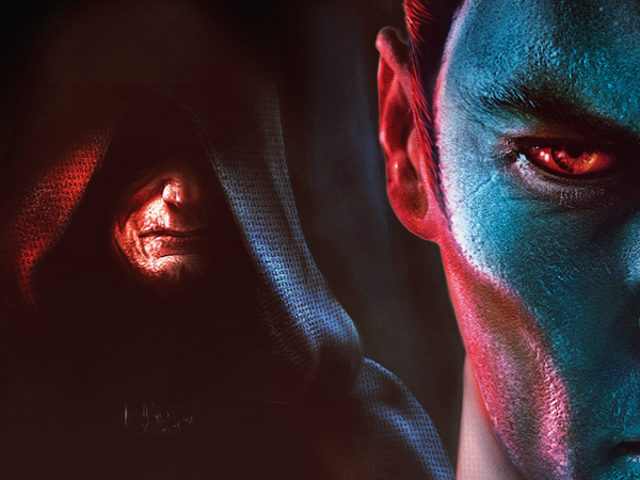 Ett bekant Star Wars-ansikte återvänder i detta exklusiva Thrawn: Treason-utdrag