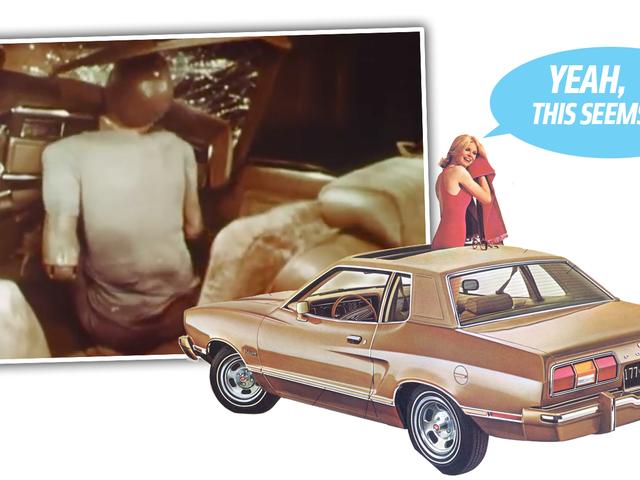 曾经有消费者争取让汽车变得安全的时候
