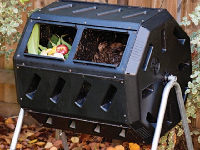 Put Your Kitchen Scraps to Work With This Discounted Compost Bin