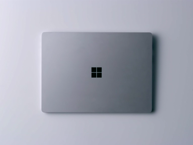 Surface Laptop Is Microsoft's Shot at a Portable Computer for Everyone