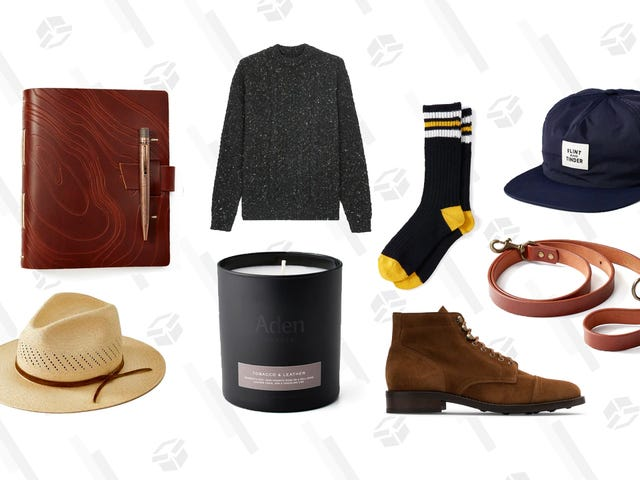 Save Up To 70% a Ton of Goodies During Huckberry's WFH Clearance Sale
