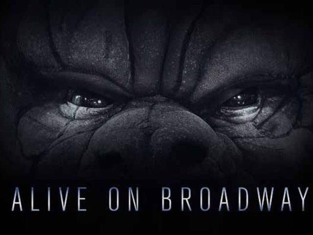 King Kong Is Coming to Broadway as a Musical