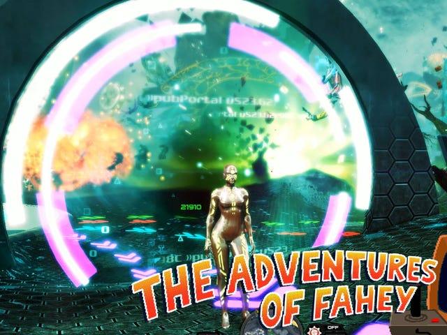 Перші п'ять хвилин науково-фантастичного MMO Otherland не добре