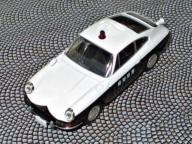 Happy 70th Porsche - Rising Sun Style