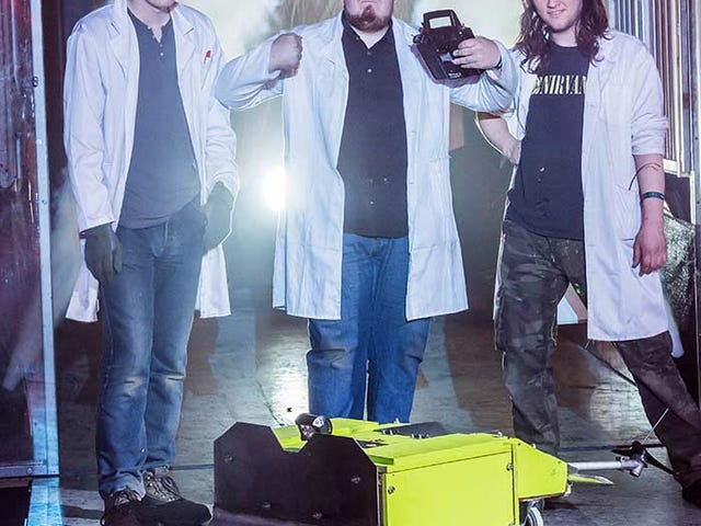 Robot Wars 2016: Not The Sharpest Tools In The Shed
