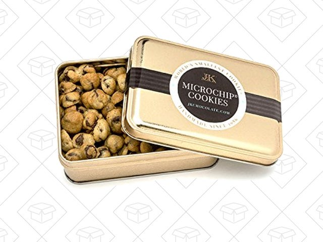Treat Yourself To a Whole Bunch of Tiny Cookies For $14