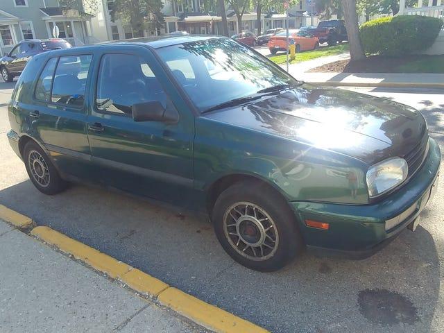 Jag tror att vi gör gröna bilar idag?