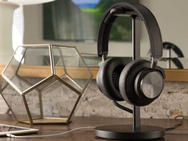 Save on the Headphone Stand That Charges Your Cans (and Your Phone, Too)