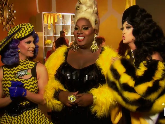 RuPaul's Drag Raceexamines fantasy and reality when All Starsgoes clubbing