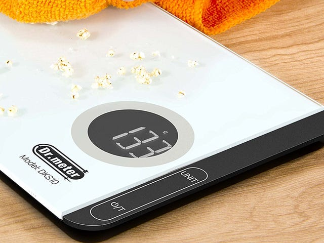 The Kitchen Scale You Need Is Only $9 on Amazon