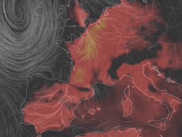 Europe Faces Another Record-Setting Heat Wave This Week