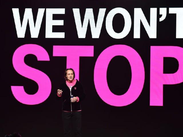 Програма Binge On T-Mobile порушує чисту нейтральність, стверджує Stanford Study