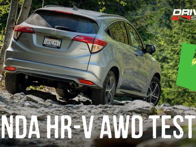 2019 Honda HR-V testattu off-road