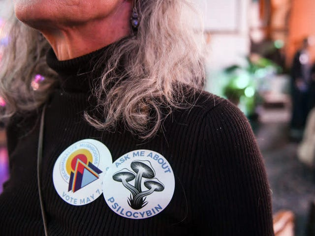 Denver Vote to Decriminalize Psilocybin Mushrooms Appears to Snag Last-Minute Victory [Corrected]