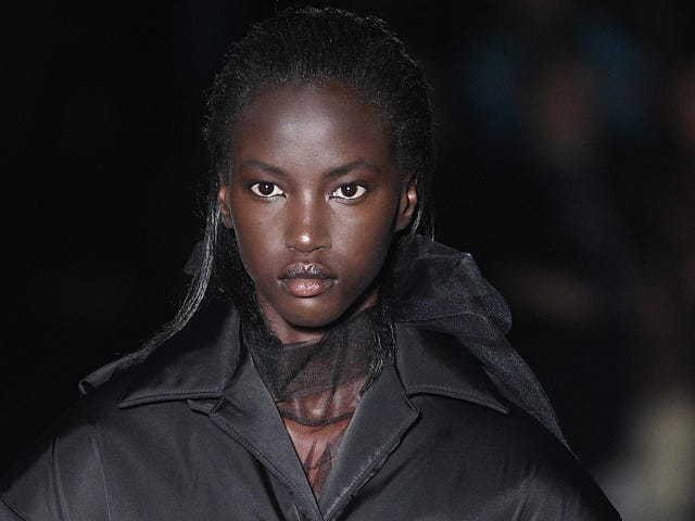 Living the Dream: Will Anok Yai Be the One to Mainstream Dark-Skinned Beauty?