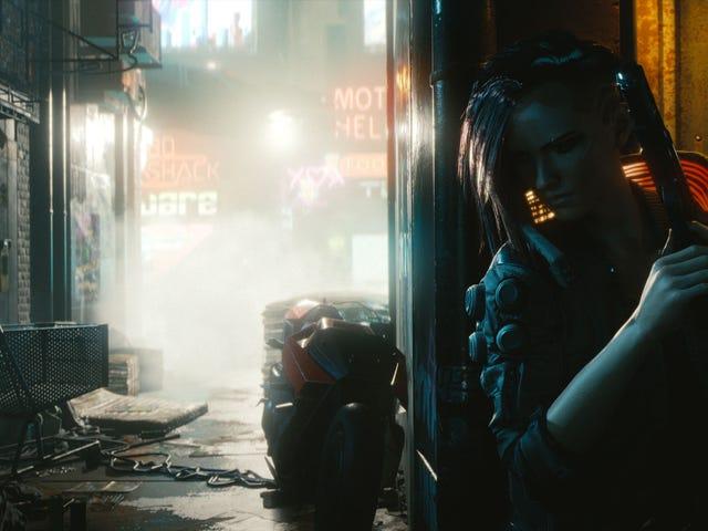 <i>Cyberpunk 2077</i> - это RPG от первого лица <em></em>
