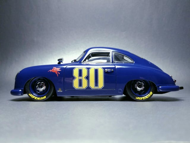 [Custom 1:18] 1953 Emory 356 Outlaw, Part 1