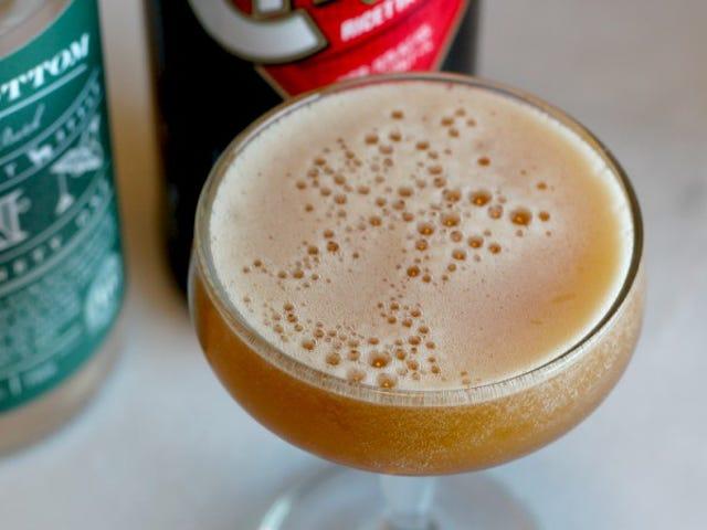 3-Ingredient Happy Hour: A Woodsy Cynar Lemonade