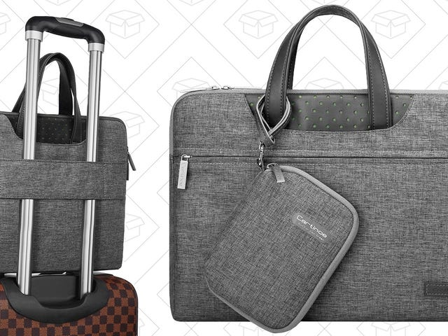 Keep Your Laptop Safe With This $15 Sleeve