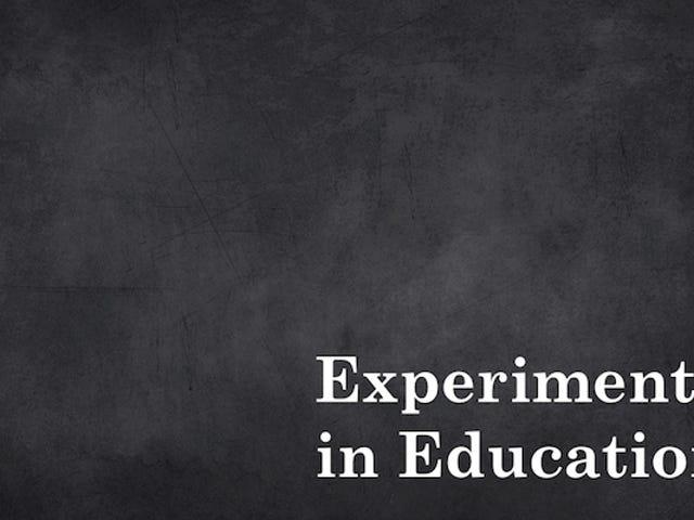 Kokeiluja koulutuksessa: aktiivisen oppimisen lukukauden poisto