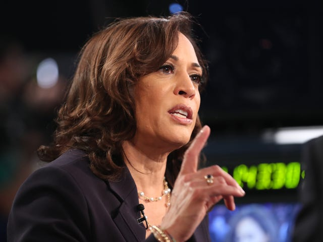 Kamala Harris Now Tied for 3rd With Elizabeth Warren in Polls Behind Two Old White Men
