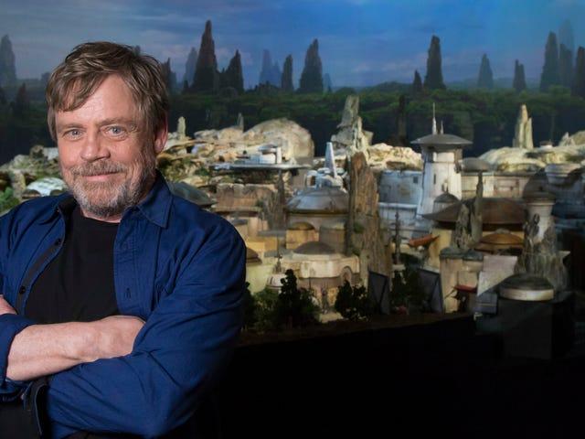 Disney's Star Wars resort untuk mengganggu kesucian sinergistik seri-in dengan komik Marvel baru