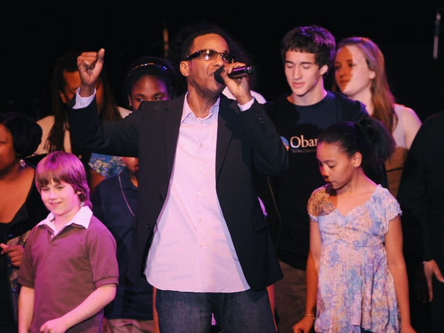 Looks Like Tevin Campbell Is Having the Best Week Ever