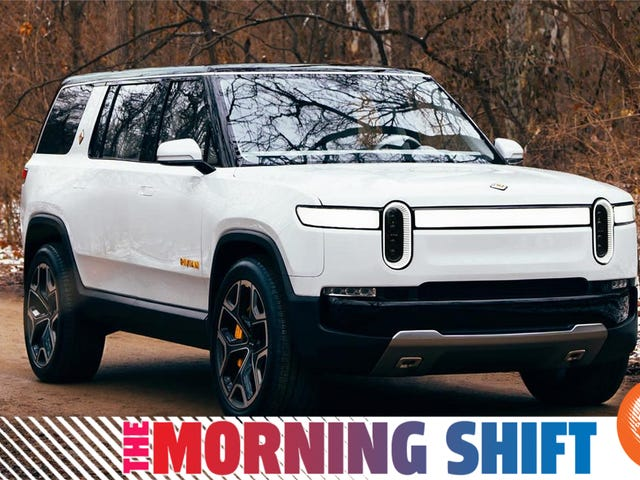 Rivian Says Its Trucks May Be Cheaper Than Initially Promised