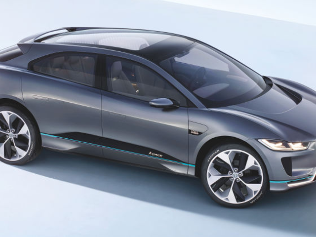 Jaguar's All-Electric I-Pace Could Start At $76,000
