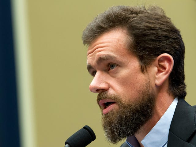 Jack Dorsey Woos Irate Republicans by Calmly Explaining Twitter Is Indeed Fucked Up