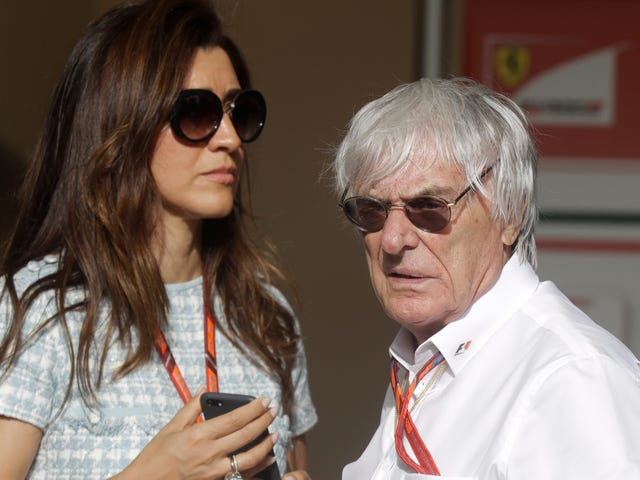 89-Year-Old Bernie Ecclestone Still Fucks, Fourth Child Due This Summer