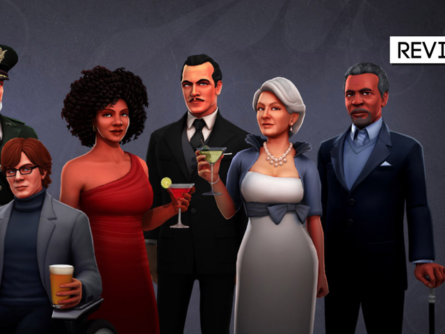 Spy Party: The Kotaku Early Access Review