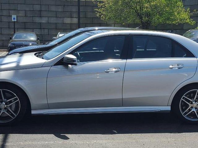 2014 Mercedes E550 - Un año (y unos pocos meses ...) Oppo Review
