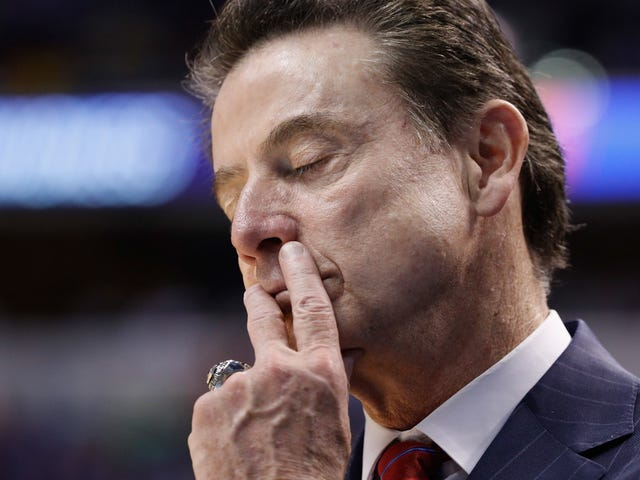 Rick Pitino Files $35 Million Suit Against Louisville For Breach Of Contract