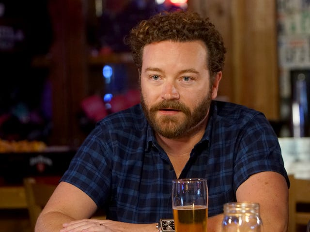 A&E might be burying a <i>Scientology And The Aftermath </i>episode about Danny Masterson<em></em>