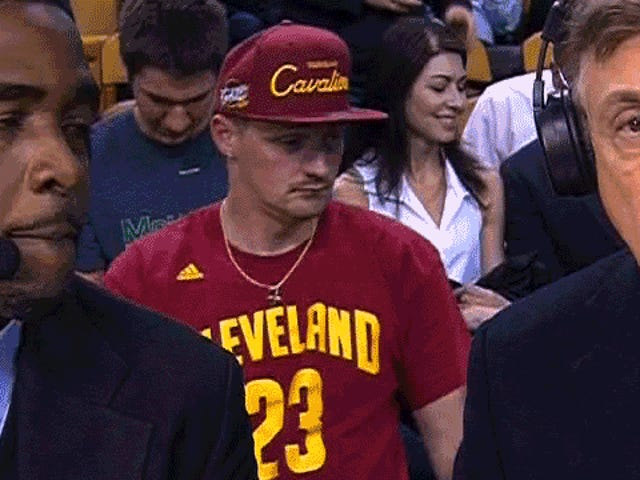 Yes, The World Sees You, Cavs Fan