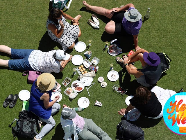 Here's How Fast Your Picnic Food Goes Bad in the Heat
