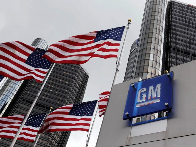 GM Wasn't Trusted Not To Snitch To Trump Administration: Report