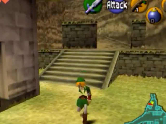 Ny Ocarina of Time Glitch skakar upp Speedrunning Community