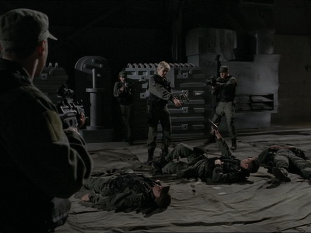 Stargate: SG-1 रिवैच - सीजन 5, एपिसोड 13 Proving Ground और एपिसोड 14 48 Hours