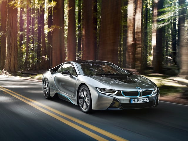Tennessee Man Arrested For Trying To Sell A Stolen BMW i8 On Craigslist