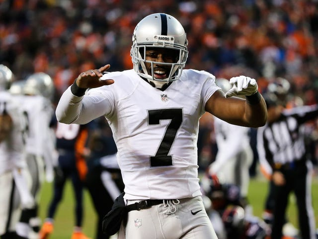 Something About Marquette King Rubbed Jon Gruden The Wrong Way