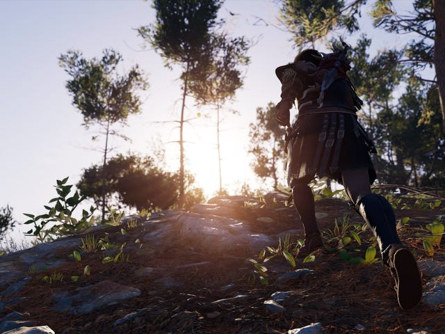Don't Bother Walking Across Assassin's Creed Odyssey