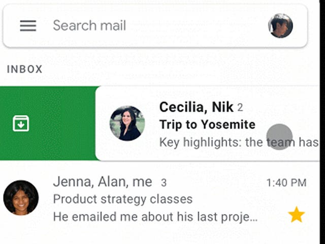 How to Use Swipe Controls to Manage Your Gmail Inbox on iOS