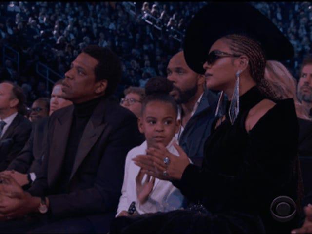 """Blue Ivy ucina Beyoncé i Jay-Z, """"Chodzimy w pokoju, ale mamy na myśli biznes"""" i więcej najlepszych momentów w Grach 2018"""