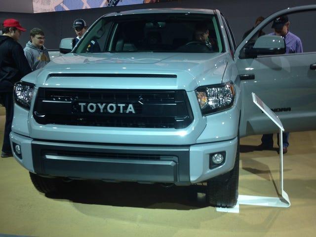 NAIAS Del 2: Toyota