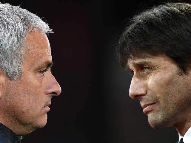 José Mourinho tror att han gjorde Chelsea en stor favör genom att vara så hemsk förra säsongen